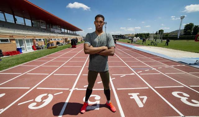Juan Miguel Echevarría, que registró 8,83m en salto de longitud el pasado 10 de junio en Estocolmo, la mejor marca en 23 años, compite en Guadalajara, una ciudad que lleva 30 años acogiendo a la selección cubana de atletismo