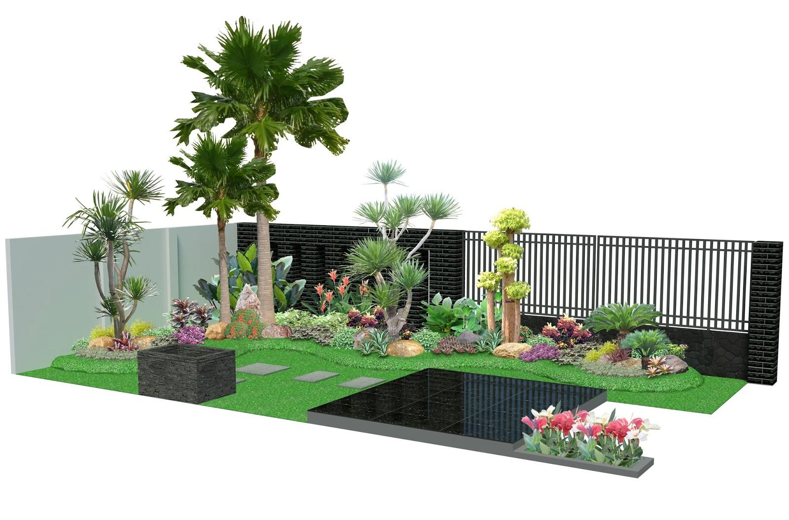 61 Koleksi Desain Taman Depan Hotel Gratis Terbaru