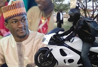 Buhari's Son, Yusuf Returns To Nigeria After Treatment Abroad