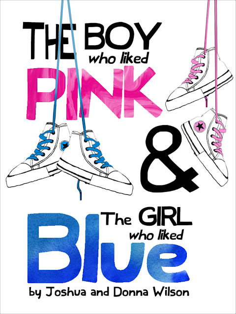 The boy who liked Pink and the Girl who liked Blue, learning about Stereotypes and Gender