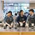 Japan's Trip: Blue Bottle Coffee - Shinjuku