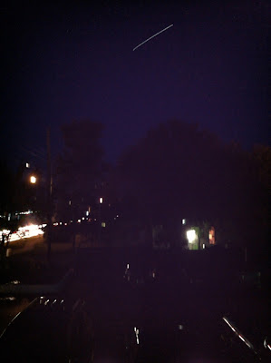iss on iphone slow shutter cam