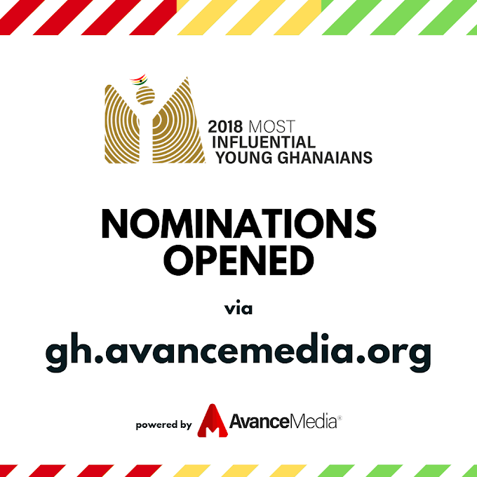 Nomination Opens For 2018 50 Most Influential Young Ghanaians