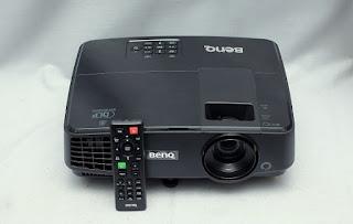 Jual Proyektor Bekas Benq MX505