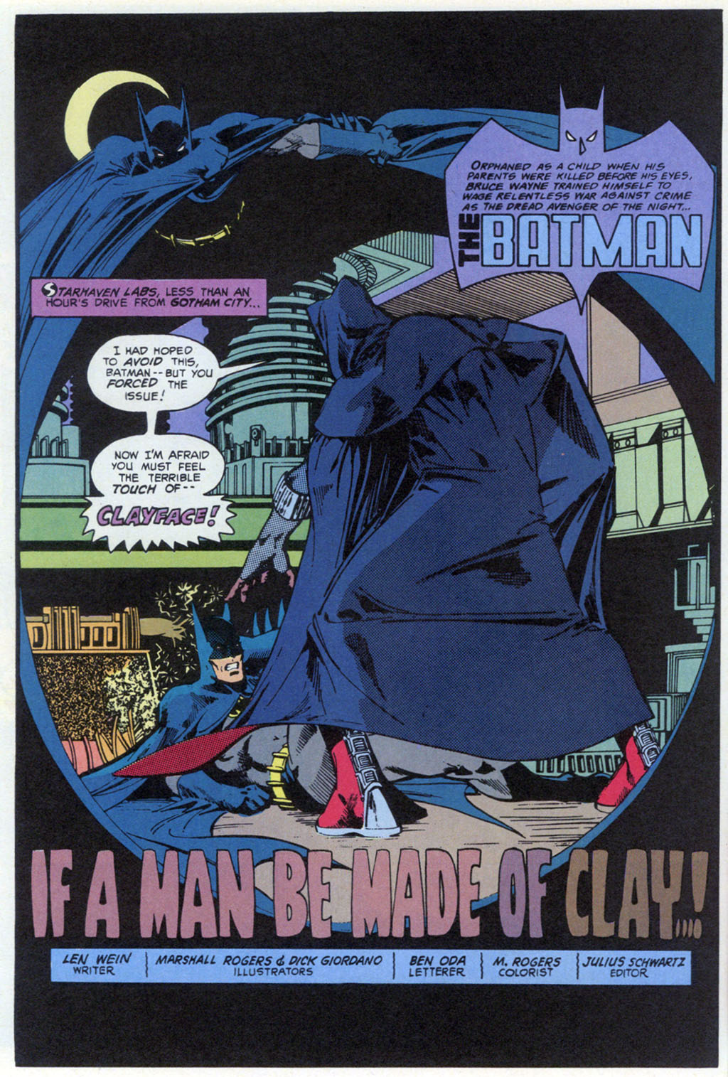 Read online Shadow of the Batman comic -  Issue #5 - 21