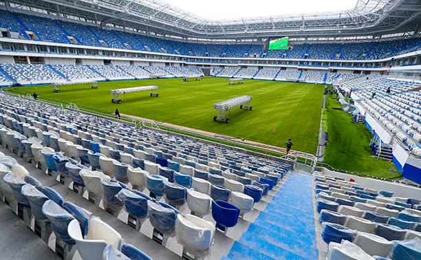 imagini cu stadioane din rusia2018
