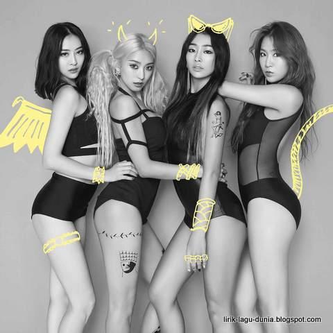 Sistar Girlband Korea