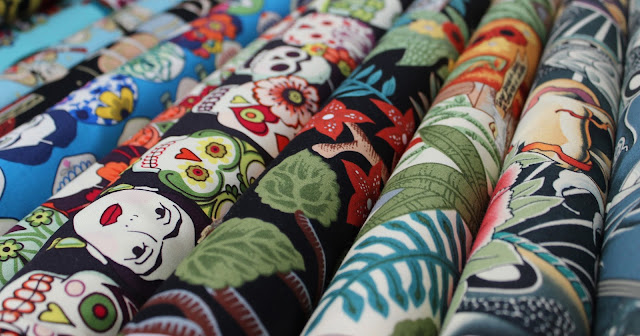 The Handmade Fair 2016 - Fabrics Galore