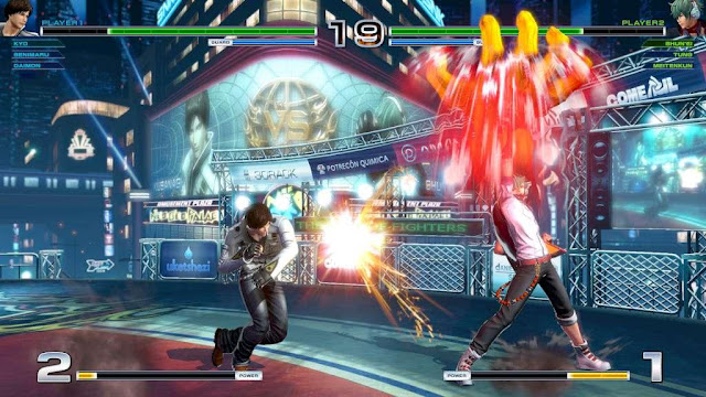 The King Of Fighters 97 Xiv Steam Edition Free Download
