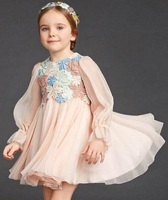 Imagenes de vestidos de fiesta para ninas 2016