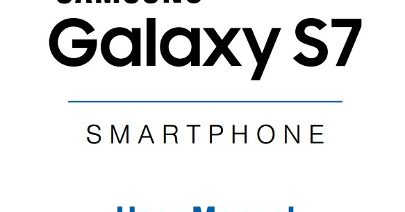 Samsung Galaxy S7 G930V User Manual