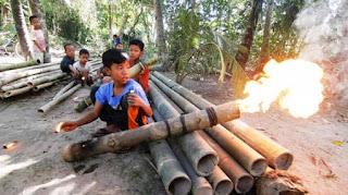 Meriam Bambu