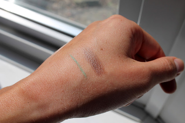 Collistar Twist Eyeshadow Stick in Bronze Swatch