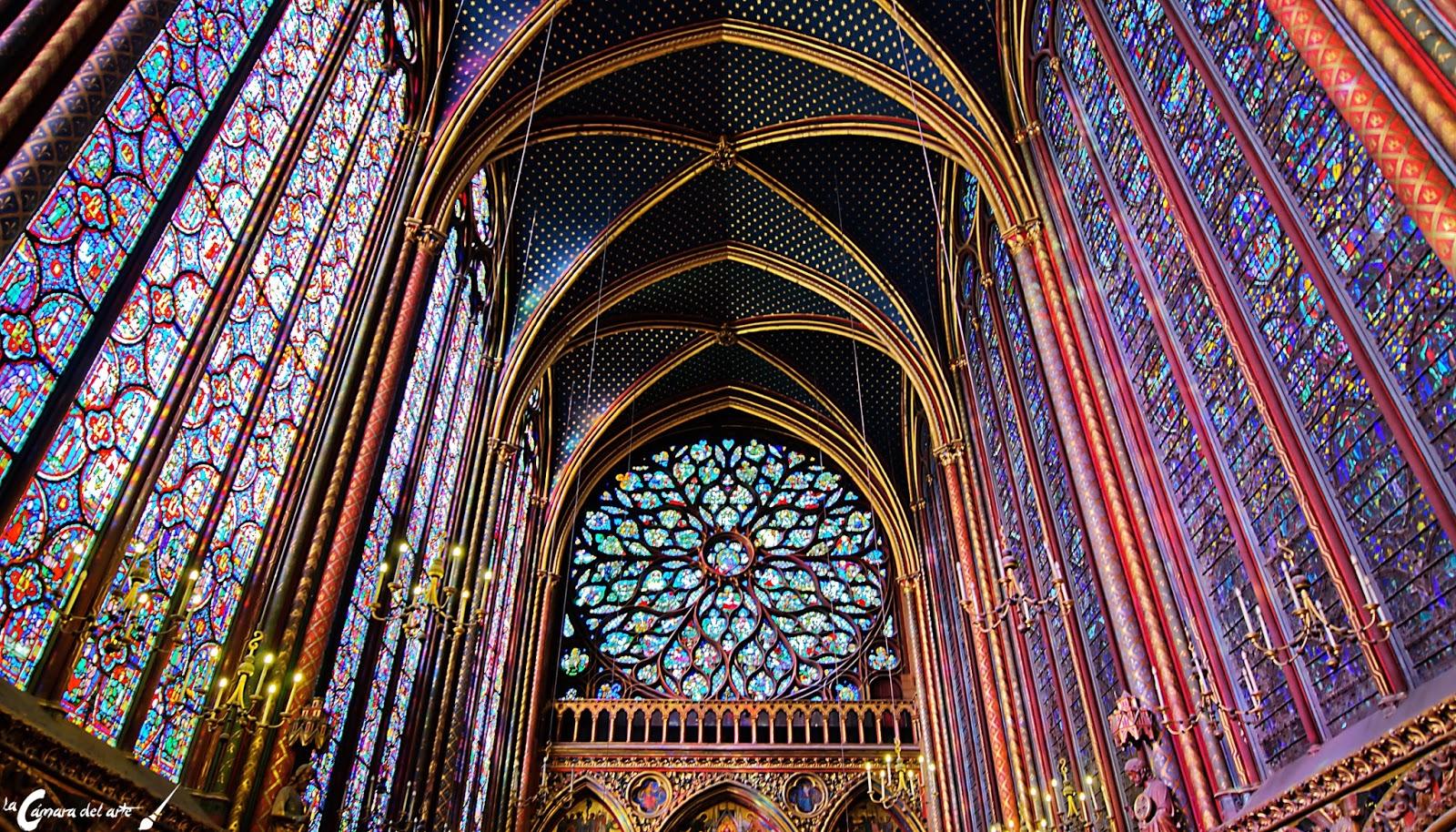 Sainte Chapelle | La Cámara del Arte
