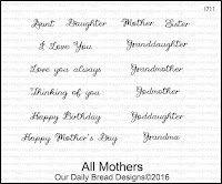 All Mothers