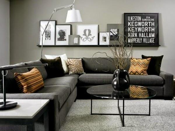 sala color blanco y gris