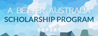 The Expert Editor Scholarships: A Better Australia Scholarship Program