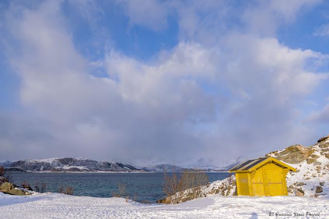 Kvaløya en invierno - Tromso por El Guisante Verde Project