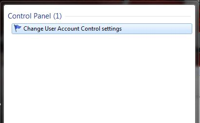 Cara Menonaktifkan User Account Control (UAC) di Windows 7