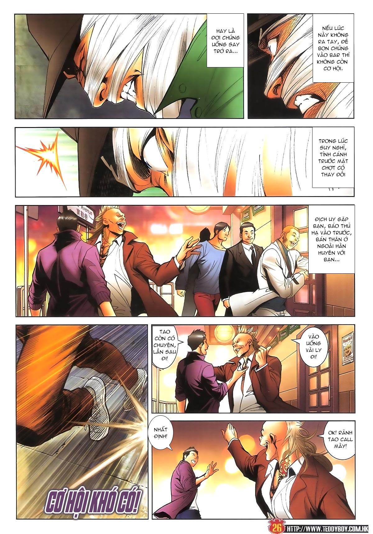 Người Trong Giang Hồ - Chapter 1597: Tắm máu Quyền Đầu Bar - Pic 23