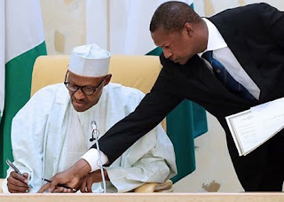 Buhari and AGF Malami