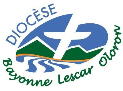 Logo diocese de Bayonne