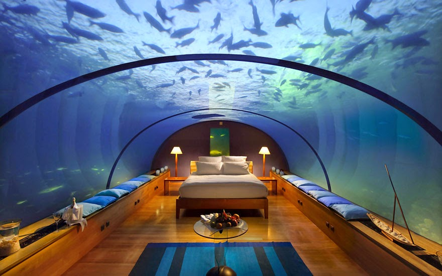 16. Conrad Maldives, Rangali Island - 26 Of The Coolest Hotels In The Whole Wide World