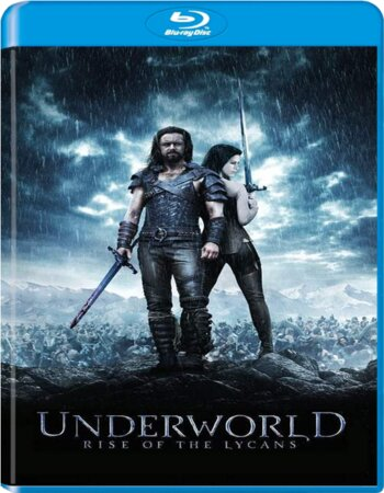 Underworld Rise Of The Lycans (2009) Dual Audio 480p BluRay 300MB Movie Download