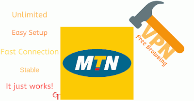 Hammer VPN Premium Unlimited Free Browsing On MTN