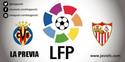 Previa Villarreal CF Sevilla FC