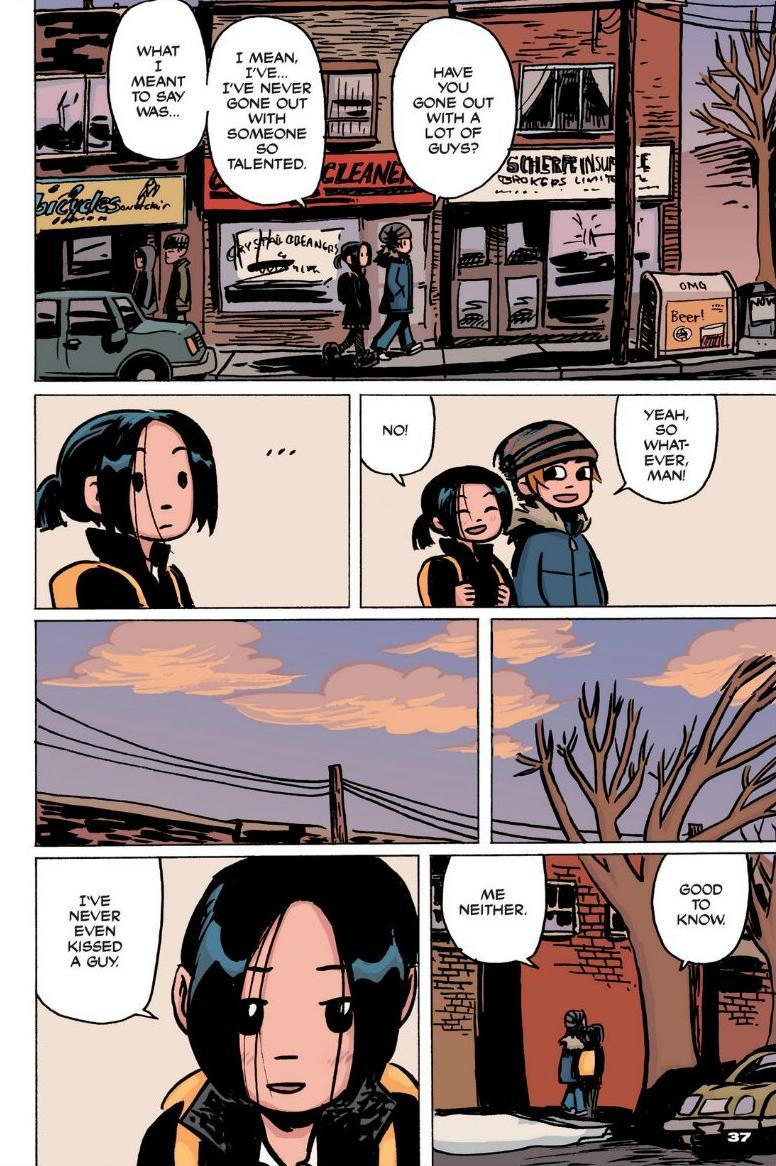 Read online Scott Pilgrim comic -  Issue #1 - 31