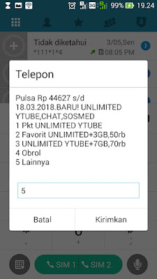 dial paket internet indosat murah only for you