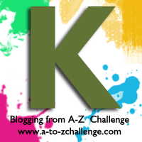 K is for Khaki #AtoZChallenge