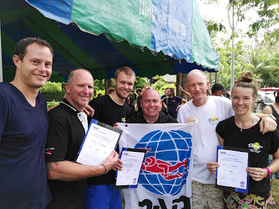 Testimonial by Steven of the November 2016 PADI IDC on Phuket, Thailand