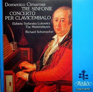 Cimarosa: Sinfonie