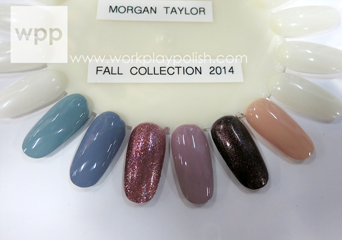 Morgan Taylor Enchantment Collection