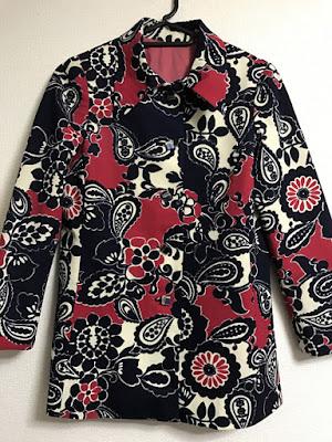 ヴィンテージシャツジャケット