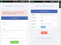 SMSin, Aplikasi Untuk Kirim SMS Tanpa Pulsa