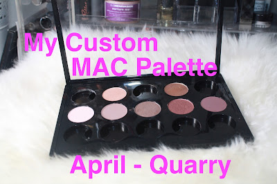 mac custom palette cost