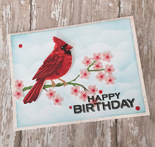 Happy Birthday Cardinal