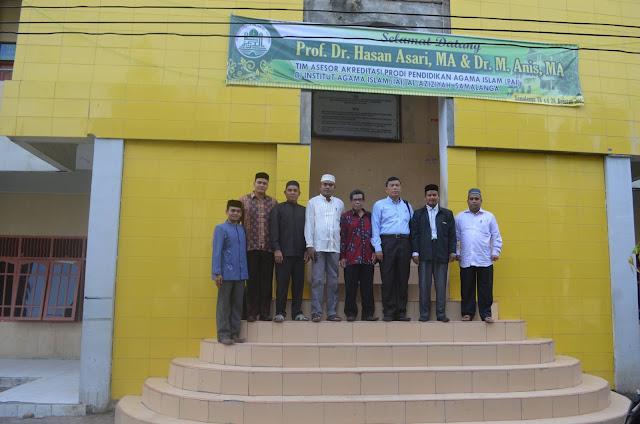 Prodi Pendidikan Agama Islam IAI Al-Aziziyah Terakreditasi B