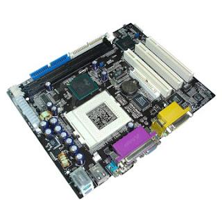 Bagian Penting Motherboard Komputer