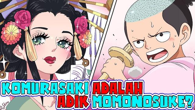 Komik One Piece 939 Bahasa Indonesia: Misteri Hiyori Kozuki, Adik Momonosuke