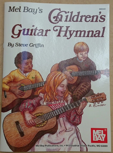 Mel Bay\'s Children\'s Guitar Hymnal | GodSongs.net