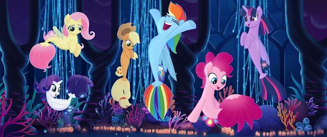 Anteprima My Little Pony - Il film dal 6 dicembre al cinema