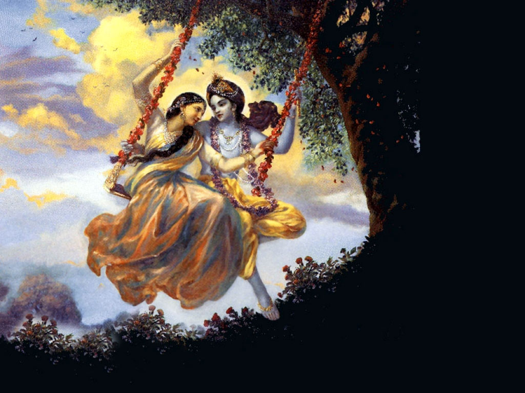 Hd wallpaper radha krishna - Lord Radhe Krishana Ras Leela Hd Wallpaper