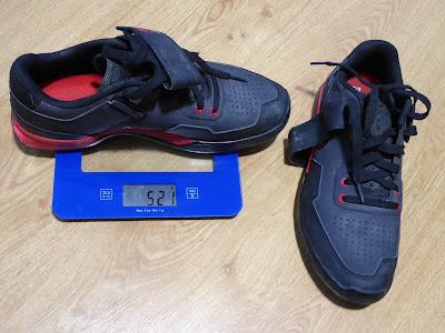 Zapatillas ciclismo Kestrel Lace peso con las calas SPD