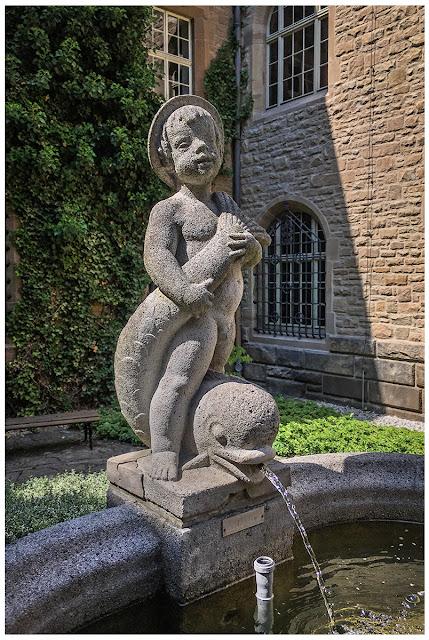 Brunnen Rathaus Zeitz