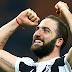 Gracias a Gonzalo Higuaín, #Juventus derrotó a #Benevento y se acercó al líder en Italia