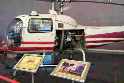 Helikopter Bung Karno